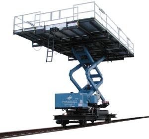 Spoor machine